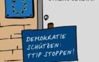 Berlin, 5. Juli 2014: TTIP und die Demokratie - Wo ist das Problem?