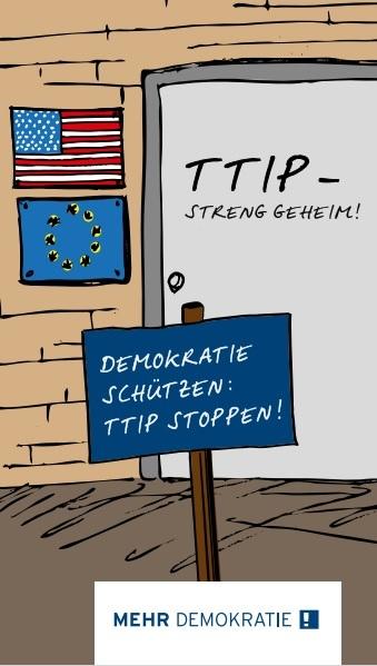 TTIP und die Demokratie - Wo ist das Problem?