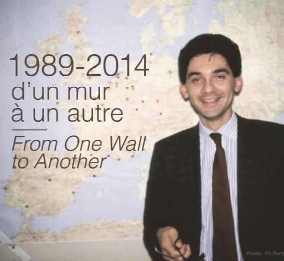 Sur qui vont tomber les briques du Mur de Berlin ?