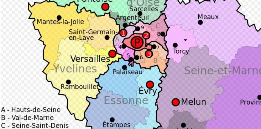 Banlieues françaises - il est temps de faire tomber le « Mur de Paris » (Franck Bancheri - 11/2005)