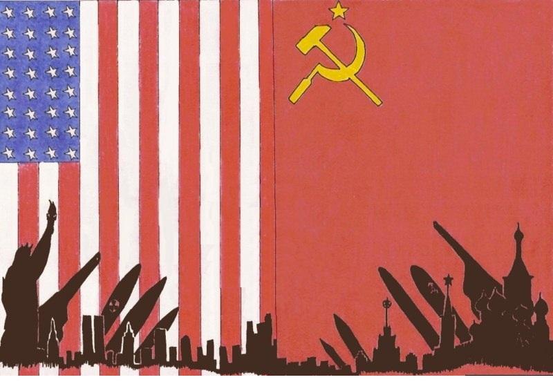 Reacción de supervivencia de Estados Unidos: una guerra fría para anexar mejor a Europa