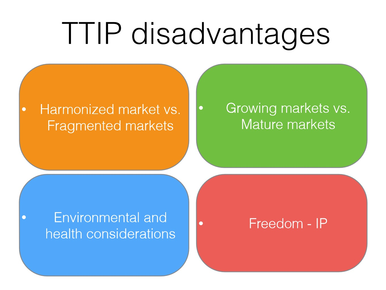 Transeuropean Political Meeting Berlin, July 5th 2014: TTIP