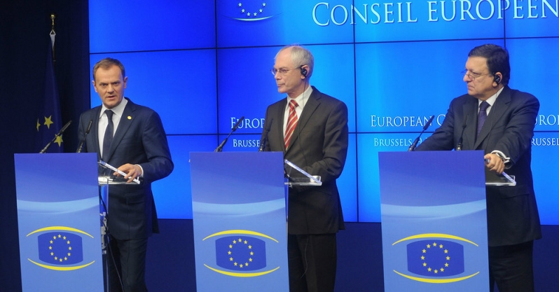 Newropeans opposes the nomination of Donald Tusk as Euro Summit President