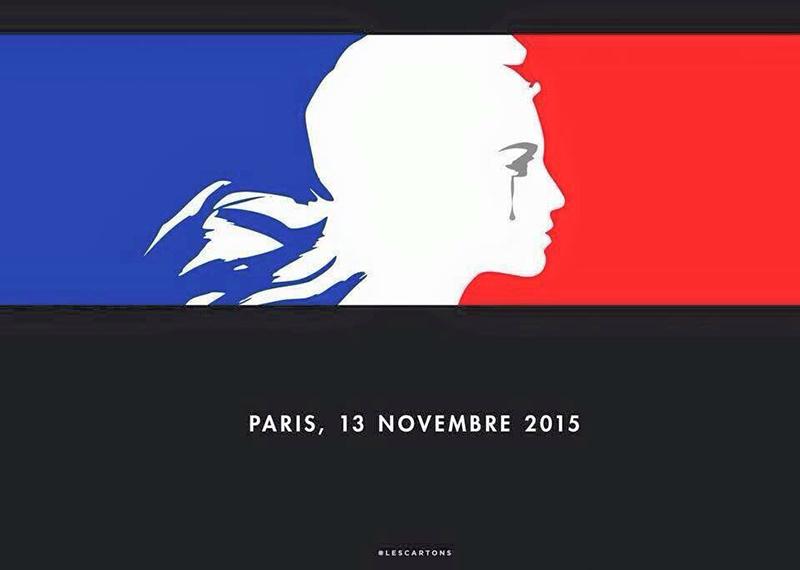 La France et l'Europe de nouveau face à l'effroyable: le terrorisme